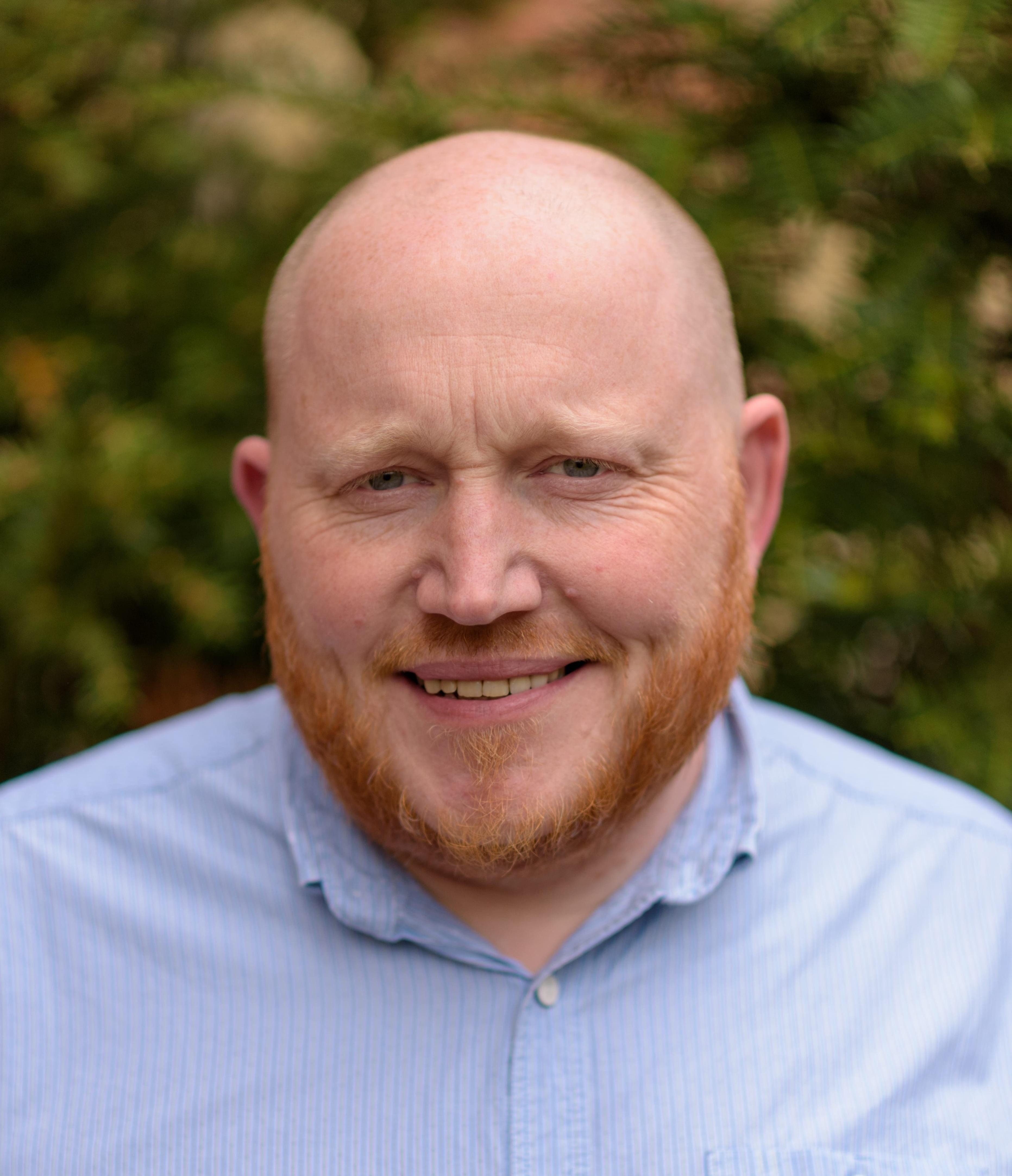 Dr Gary Abel